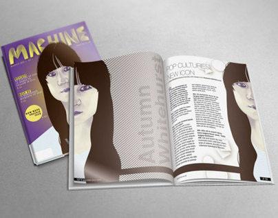 Machine // Magazine