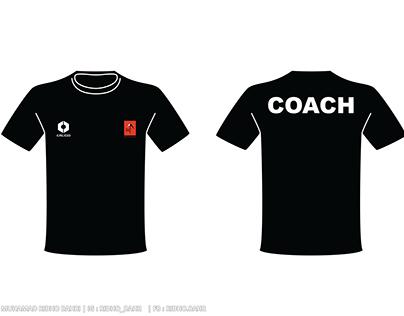 Futsal Coach Shirt Design Faculty of IP Unjani
