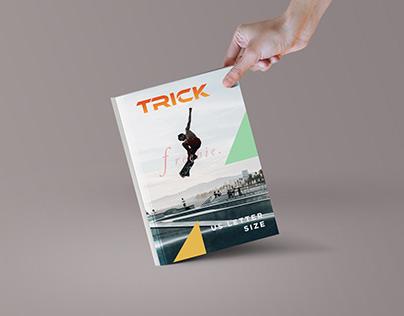 Trick logo!