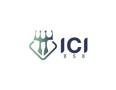 Identidade visual | igreja ICI BSB