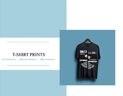 Print Design for T-shirts