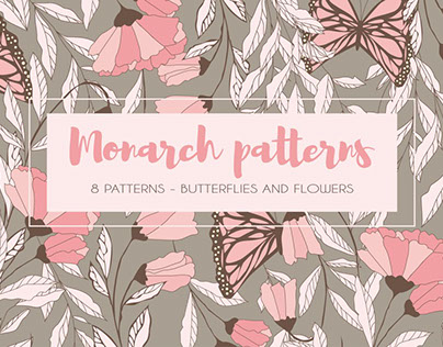 8 Monarch Patterns