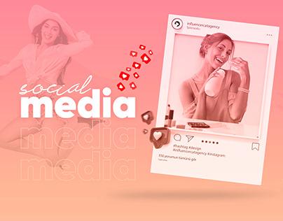 Social Media Design - 2020