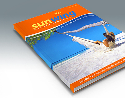 Sunwing promotional materials