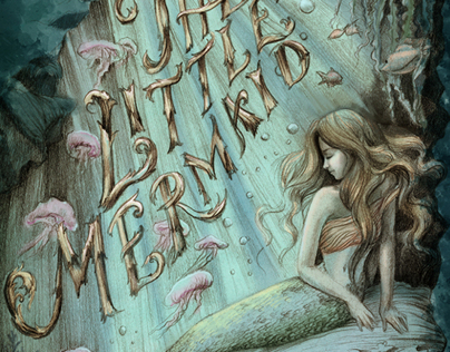 The Little Mermaid Storybook