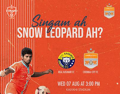 Chennai City F.C. - Durand Cup 2019 Campaign