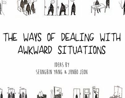 The Ways of Dealing with Awkward Situations