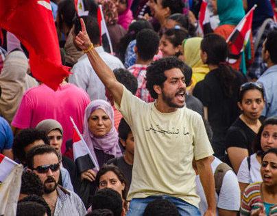 Egyptian Re-revolution