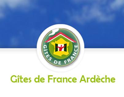 Gîtes de France Ardèche