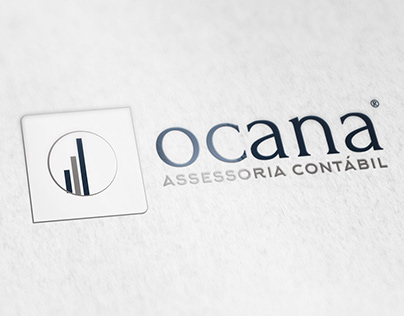 Ocana Assessoria Contábil   Accounting   Branding/Logo