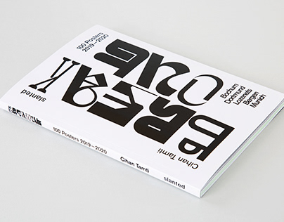 Breakout–100 Posters Book — Slanted Publishers