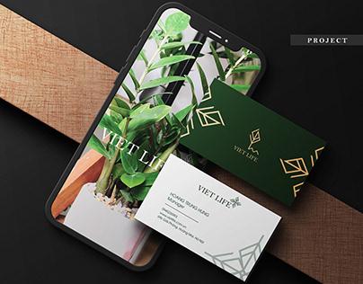 Brand Identity : Viet Life