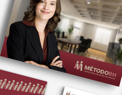 MétodoRH - Brand Identity and Website Redesign
