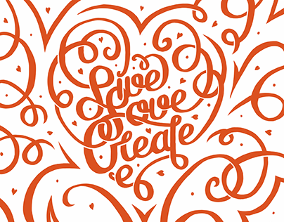 Live Love Create - Poster
