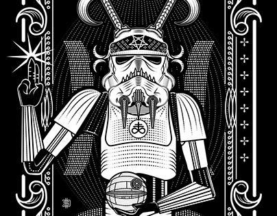 Satanic Stormtrooper