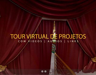 "Tour Virtual 360 ""A Fabulosa Loja Chocolates Caracol"""