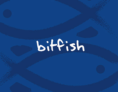 Bitfish | Logo Design