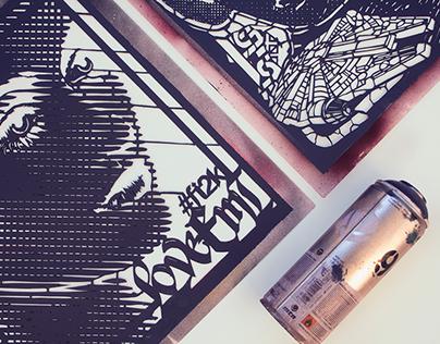 stencil — loveEmi