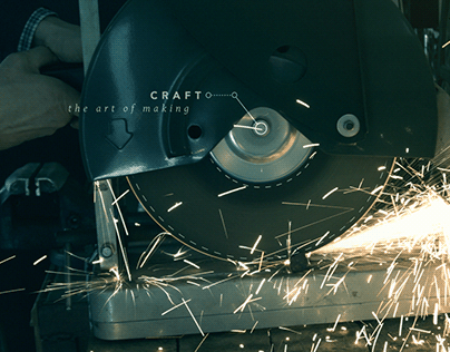 Craft - the art of making (Shortfilm)