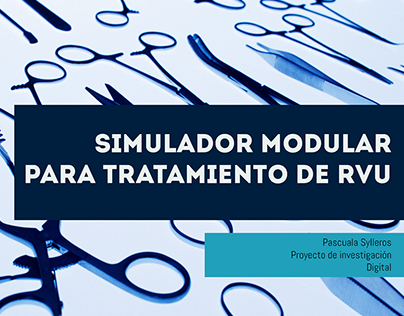 Modular Simulator for medical procedures