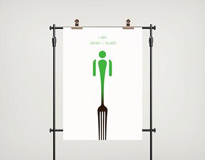 Posterheroes - I am What I Plant