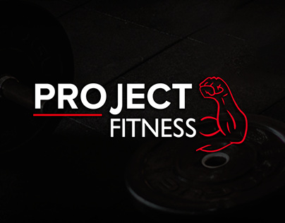 PROJECT FITNESS - BRAND LOGO