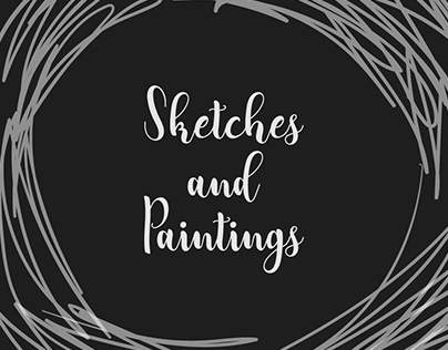 Sketches & paintings