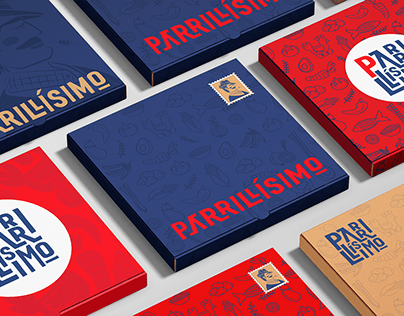 PARRILLÍSIMO | BRANDING