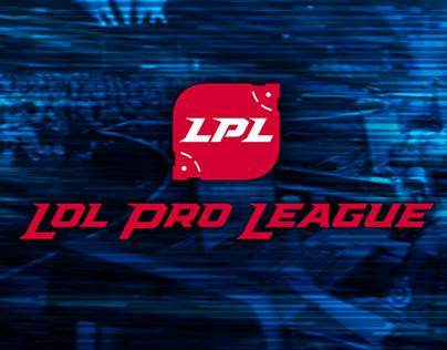 League of Legends Pro League Identity