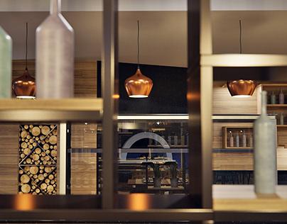 Girandella restaurant renovation