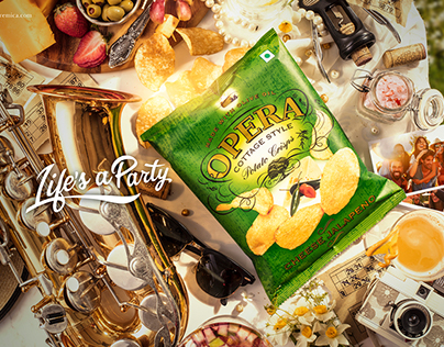 Opera - Life's A Party