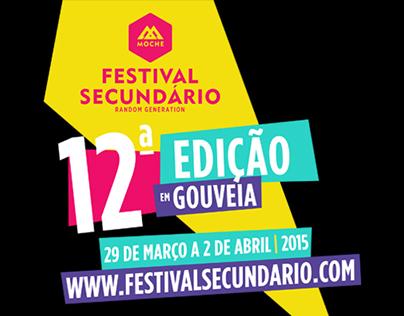 Festival Secundário - Random Generation