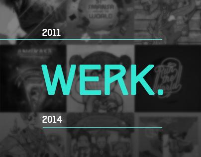 Werk 2011-2014