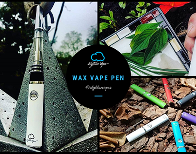The uniqueness of wax vape pens