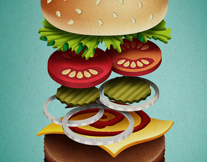 Burger & Ice Cream