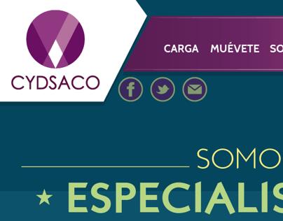 Cydsaco Website