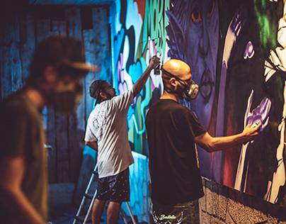 GRAFFITI CONTEST IN BAITELLA   2019