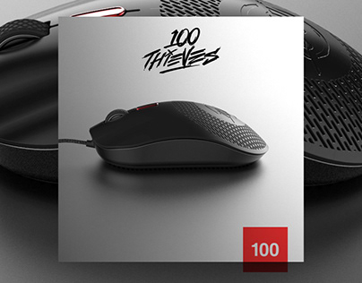 100 THIEVES | Concept Mouse