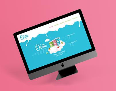 Olatte Landing Page