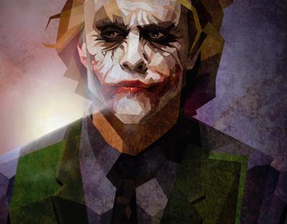 The Joker / Cubismo