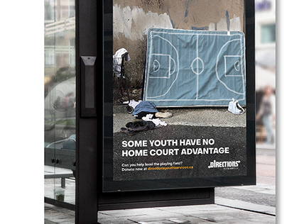 Level The Playing Field Youth–Homelessness Campaign