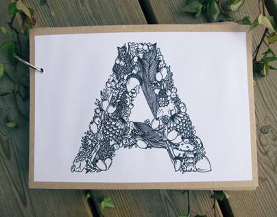 Muridae Typeface