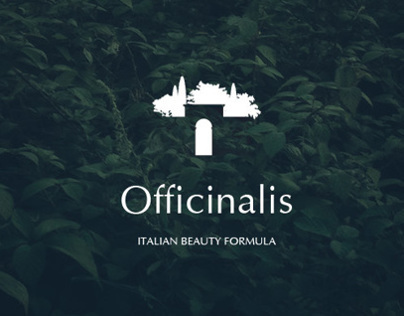 Officinalis - Italian Beauty Formula - Logo