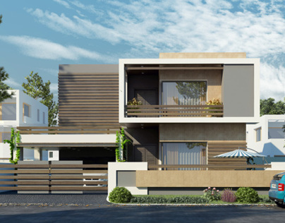 Residential Project Exterior