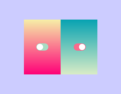 DailyUI - 015 - On/Off Switch