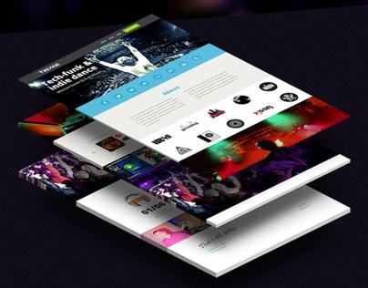 Yreane: DJ & Producer site
