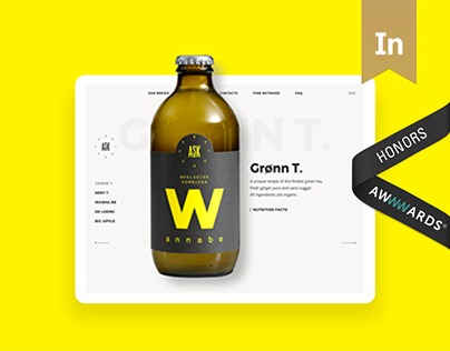 E-commerce Design for Norway's Brewery
