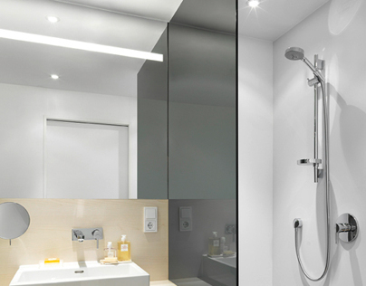 Geberit Prefab Bathroom