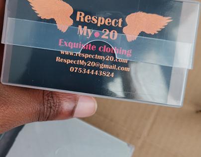 Respect My 20