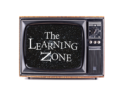 Learning Zone - Logo ideation project